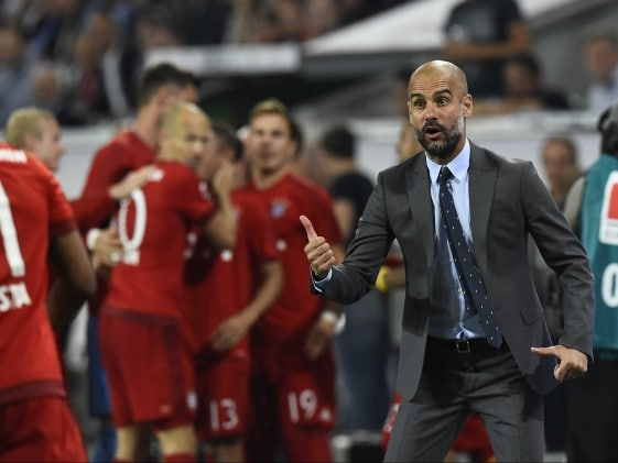 Pep Guardiola Handed Barcelona Reunion With Manchester City