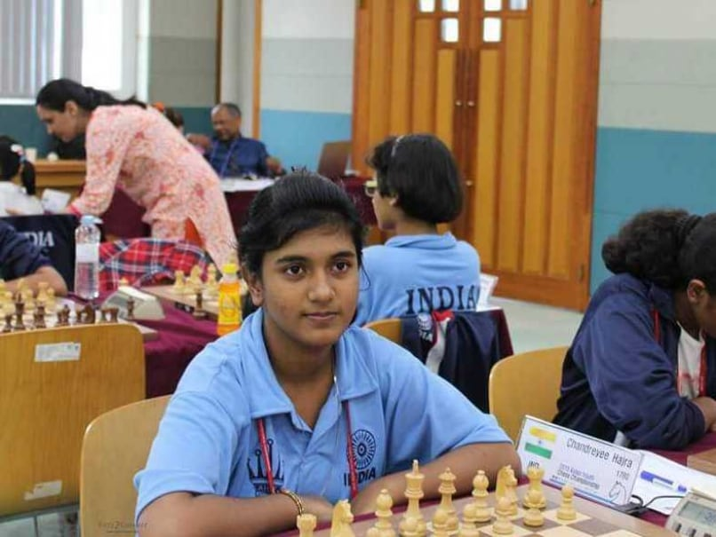 Hajra Chandreyee chess games and profile - Chess-DB com