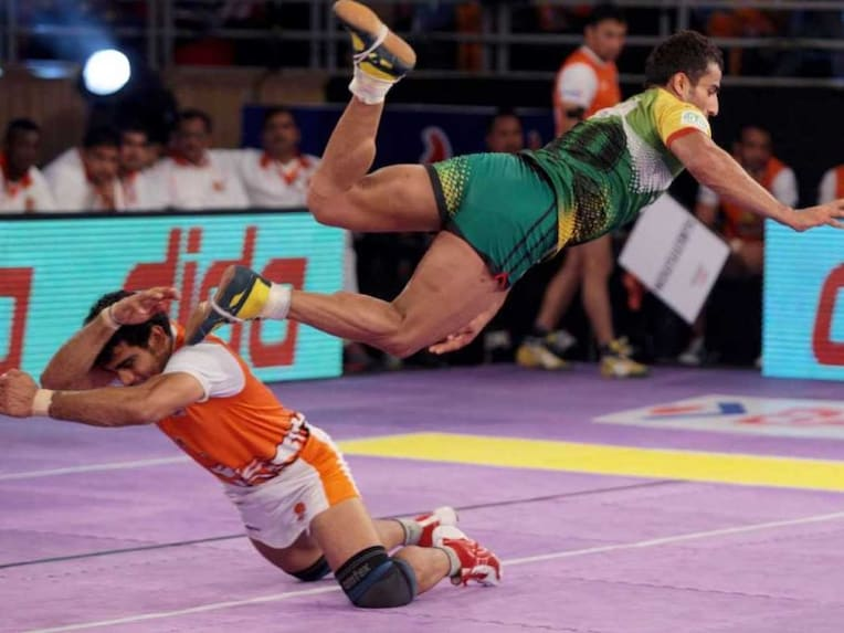 Puneri paltan vs Patna Pirates Highlights