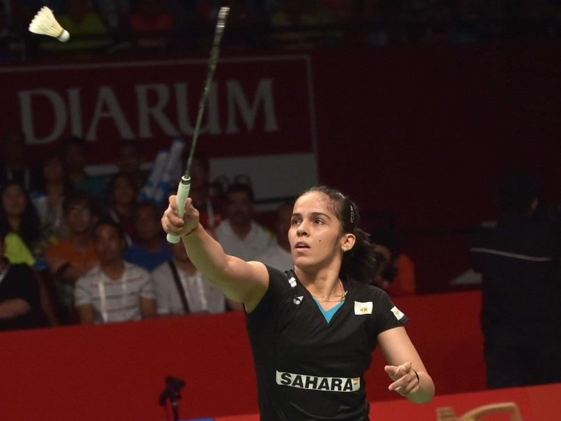 Saina Nehwal Honoured For Australian Open Win