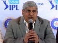 Shashank Manohar May Step Down as BCCI Chief to Become ICC Chairman