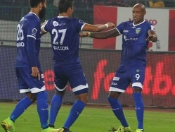 Chennaiyin FC Defeat Atletico de Kolkata to Qualify for ISL Final