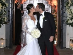 Ex-Chelsea F.C. Star Frank Lampard Marries Long-Time Girlfriend Christine Bleakley
