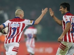 Atletico de Kolkata vs Chennaiyin FC Indian Super League 2015 Semis Highlights: Chennai Hang on to Claim Final Spot