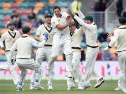 Pattinson Replaces Siddle in Australian Squad For Christchurch Test