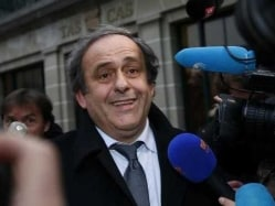 Michel Platini Prepares For Make or Break CAS Hearing