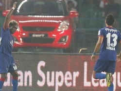 Indian Super League: Mumbai City FC's Nicolas Anelka Feels it Was a Deserving Win