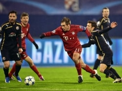 Robert Lewandowski, Philipp Lahm Score as Bayern Munich Labour to Victory