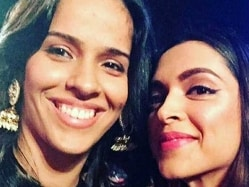 Saina Nehwal Wants Deepika Padukone for Her Biopic
