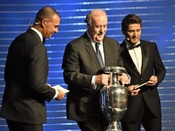 Vicente Del Bosque Says Spain Placed in 'Difficult' Euro 2016 Group