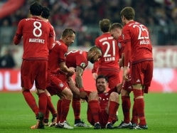 Xabi Alonso Thunderbolt Takes Bayern Munich Into German Cup Quarterfinals