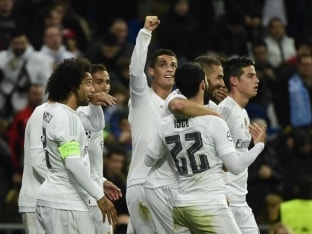 Cristiano Ronaldo Eyes 11th Champions League Crown For Real Madrid