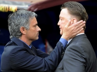 Jose Mourinho Tipped Off Louis van Gaal About Manchester United Sacking