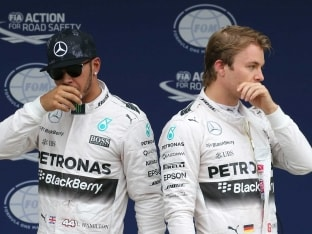 Hungarian GP: Lewis Hamilton, Nico Rosberg Look to Avoid Each Other
