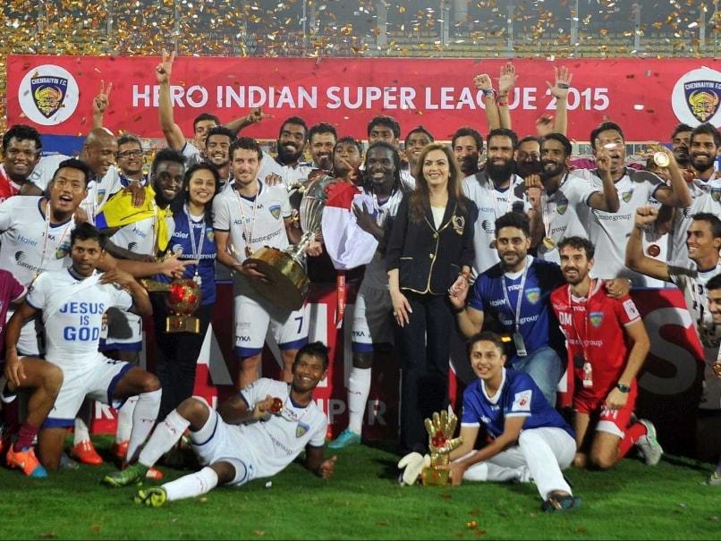 Chennaiyin FC Beat FC Goa to Lift Indian Super League Title - Indian Super League News