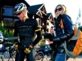 Lance Armstrong Crashed car, Girlfriend Took Blame