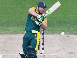 AB de Villiers is South Africa's Cricketer of the Year Again