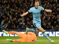 Five-Star Manchester City Warm Up for Barcelona With Newcastle Rout