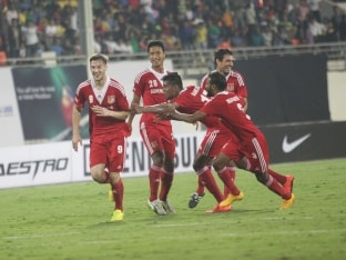 Pune FC Pip Mumbai FC 3-2 in Maharashtra Derby of I-League