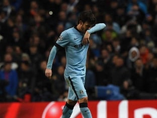 Chastened Manchester City Seek Title Race Solace