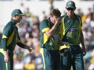 Injury Scare for Australian All-Rounder James Faulkner