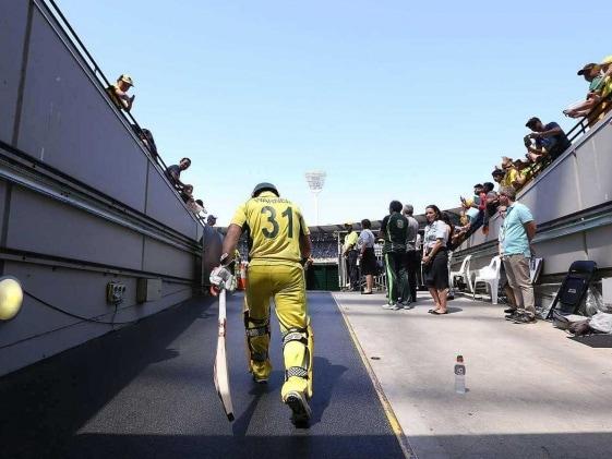 Live: Australia vs Afghanistan in Perth