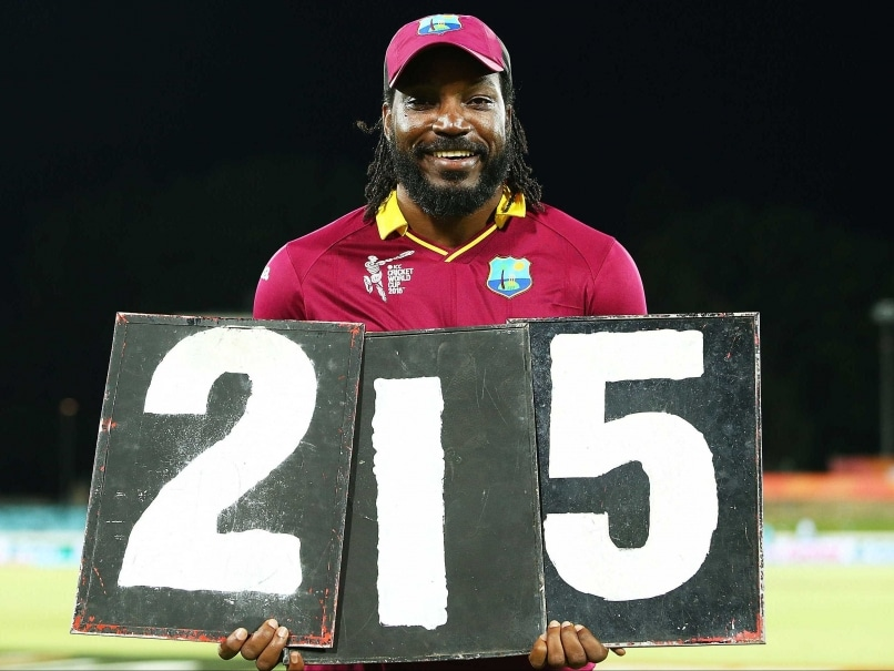 ... Coy Over Chris Gayle's Fitness for Quarters - World Cup 2015 News