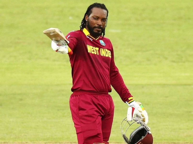 Chris Gayle's Double Century Rewrites Record Books - World Cup 2015 ...