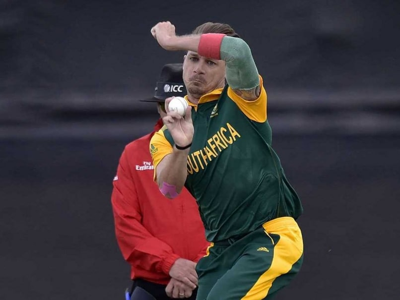World Cup 2015: Dale Steyn Praises Firefighters for Saving Cape Town home