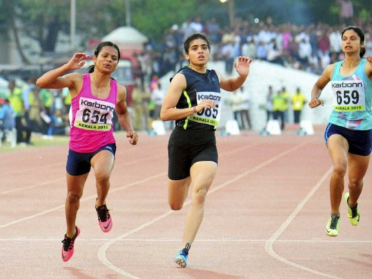 Indian grand prix athletics meet ends in farce after power for Farcical failure