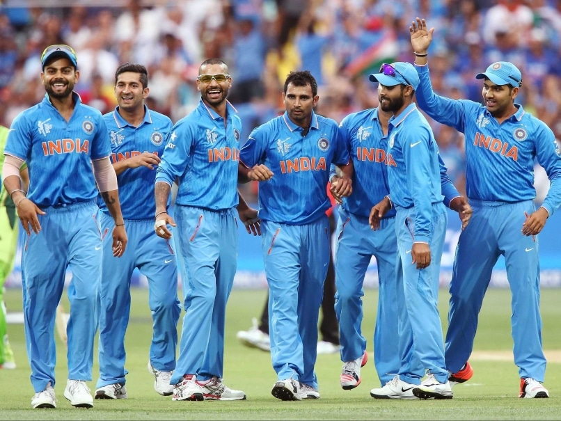 Cricket Indian Team Images: Cricket World Cup: High-Riding India Hold All Cards Over