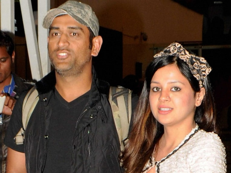 After Gruelling Tour, Happy to See My Husband Back: Sakshi ...