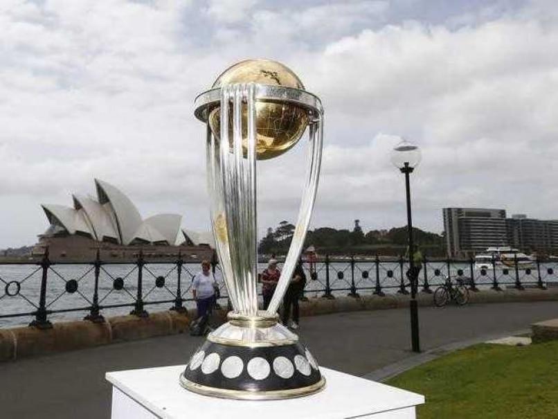 ICC Cricket World Cup 2015 trophy