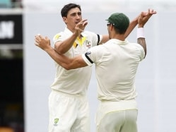 Starc Returns After Eight-Month Absence For First Test Versus Sri Lanka