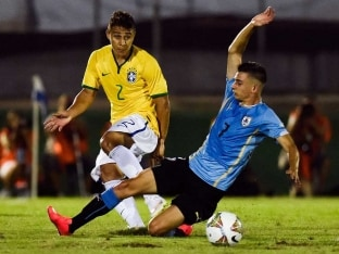 Brazil Accuses Uruguay Player of Racism in South America U20