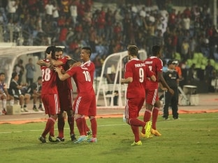 I-League: Thongkhosiem Haokip Hat-Trick Powers Pune FC to 5-2 Win Over Shillong Lajong FC
