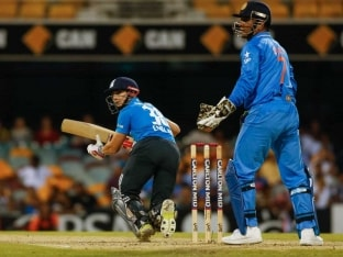Live Cricket Score, Ind vs Eng - India vs England, 6th Match at Perth