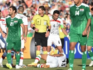 Asian Cup: Iran Want Life Ban for Australian Referee