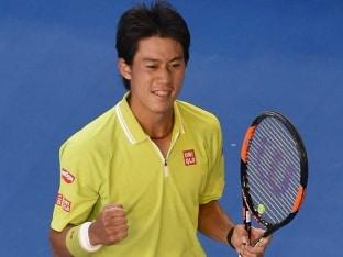 Australian Open: Kei Nishikori Sweeps Into Quarters