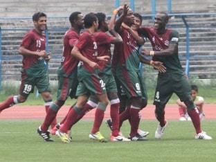 I-League: Mohun Bagan Top Table with Win Over Shillong Lajong