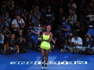 Serena Williams and Her 19 Grand Slam Triumphs