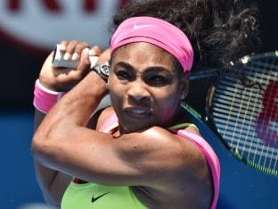 Serena Williams Powers Into Australian Open Semi-Finals