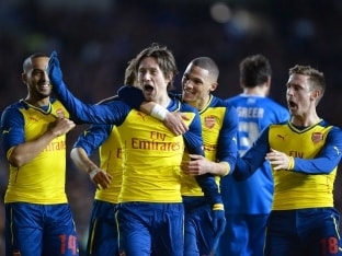 Arsenal Wenger Warns FA Cup Favourites Arsenal F.C.