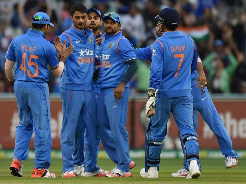 India Face Australia in First Warm-Up