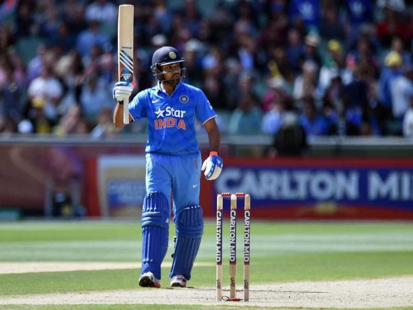 Injured Rohit Sharma Unlikely to be Available Before World Cup Warm-Ups
