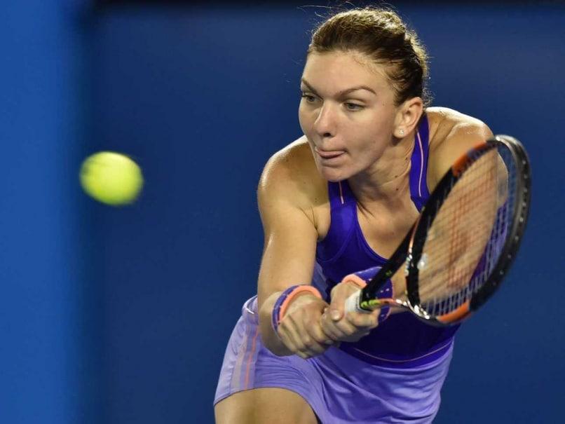 Third Seed Simona Halep Blitzes Into Australian Open Third ...  |Halep