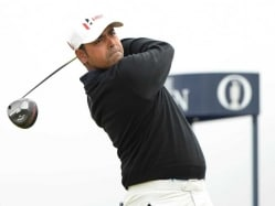 Anirban Lahiri Continues to Slip Further at Phoenix Open