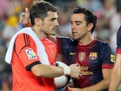 Xavi Laments Real Madrid's Treatment Of Friend Iker Casillas