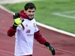 Spain's Goalkeeper Iker Casillas Drops Hints About Retirement