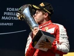 Equalling Ayrton Senna's Record is Something Incredible: Vettel